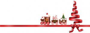 Christmas Angel Border